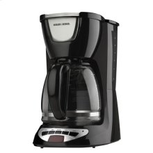 12-Cup Programmable Coffee Maker