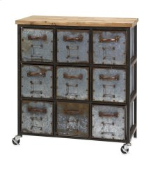 Holloway 9-Drawer Cabinet