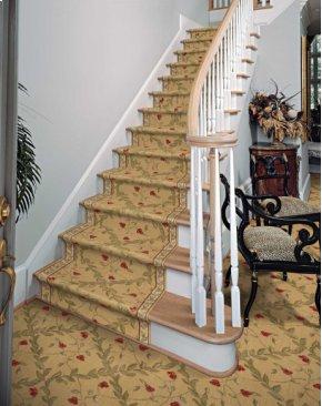 Ashton House Regal Vine A02r Gold-b 36''