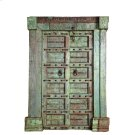 Wooden Door with Frame Product Image