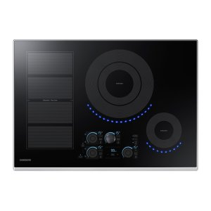 "Samsung Appliances30"" Induction Cooktop in Stainless Steel"
