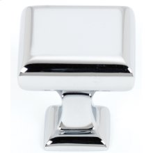 Manhattan Knob A310-1 - Polished Chrome
