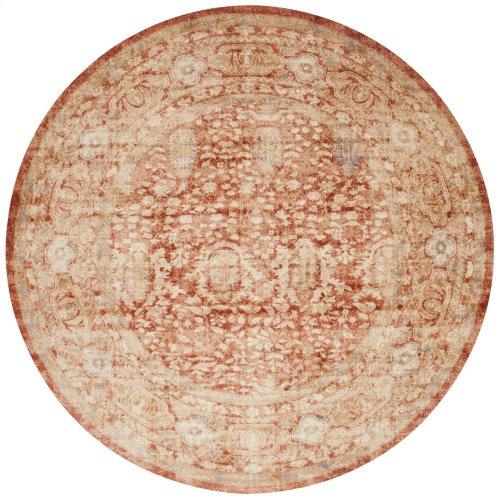 Mh Terracotta Rug