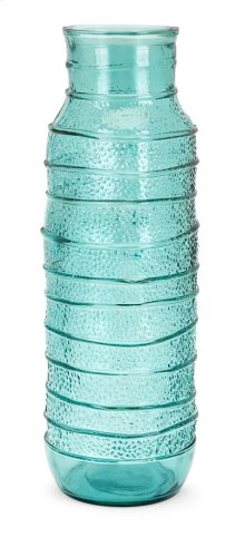 Martinique Large Recycled Glass Vase