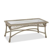 Willow Rectangular Cocktail Table