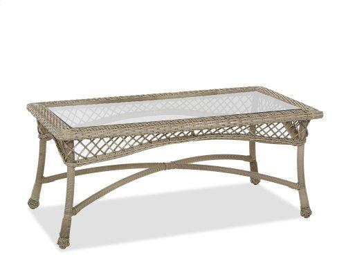 Willow Rectangular Cocktail Table