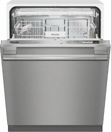 G 4976 SCVi SF AM Fully-integrated, full-size dishwasher with hidden control panel, cutlery tray and CleanTouch Steel panel