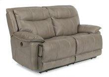 Bliss Fabric Power Reclining Loveseat