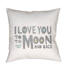"""Love To Moon QTE-047 20"""" x 20"""""""