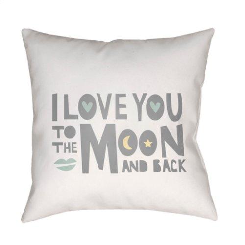 """Love To Moon QTE-047 18"""" x 18"""""""