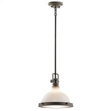 Hatteras Bay Collection 1 Light Pendant - Olde Bronze