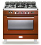 "Verona Classic 36"" Dual Fuel Single Oven Range Product Image"