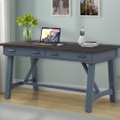 Americana Modern Denim 60 in. Writing Desk Product Image