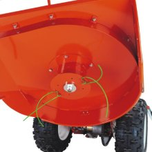 Bladeless Mowing Attachment for DR Field & Brush Mower