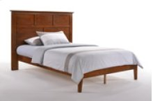 Tarragon Bed in Cherry Finish