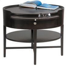 Soho Oval End Table
