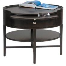 Soho Oval End Table