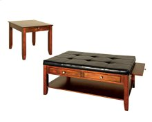 Brewster Cocktail Table Ottoman