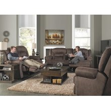 Reclining Sofa - Sable