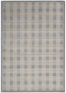 Hollywood Shimmer Ki102 Bl Rectangle Rug 7'9'' X 10'10''
