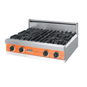 "Pumpkin 30"" Open Burner Rangetop - VGRT (30"" wide, four burners)"