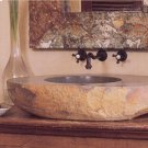 Large Natural Vessel Sink Product Image