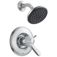 Chrome TempAssure ® 17T Series Shower Trim