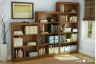 5-Shelf Bookcase - Morgan Cherry Product Image