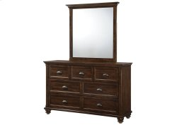 1021 Remington Dresser with Mirror