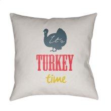 "It's Turkey Time TME-003 20"" x 20"""