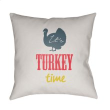 "It's Turkey Time TME-003 18"" x 18"""