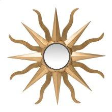 Star Shaped Decorative Mirror