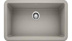 "Blanco Ikon® 30"" Apron Front - Concrete Gray Product Image"