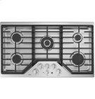 """36"""" Built-In Deep-Recessed Edge-to-Edge Gas Cooktop Product Image"""