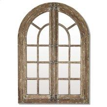 Regency Mirror w/Doors - MAC