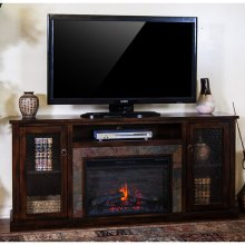 "26""w Fire Box W/ Remote Control By Twin Star"