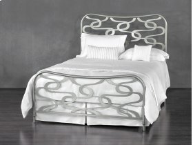 Amalfi Iron Bed