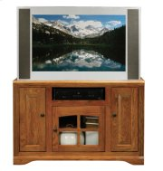 "Thin 45"" Tall TV Cart Product Image"