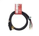Smart Choice 6' 50-Amp. 4-Prong Range Cord Product Image