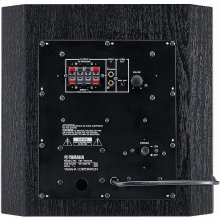 YST-SW216 Black Powered Subwoofer