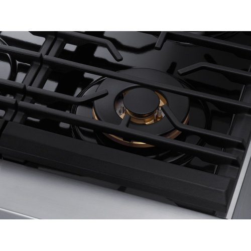 """36"""" Gas Professional Range in Stainless Steel"""