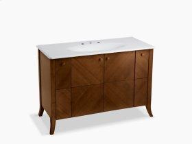 "Oxford 48"" Bathroom Vanity Cabinet"