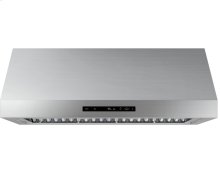 "48"" Wall Hood, Graphite Stainless Steel"