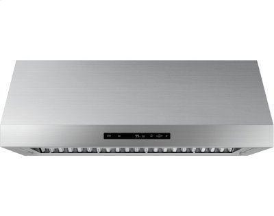 "48"" Wall Hood, Graphite Stainless Steel Product Image"