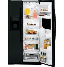 GE Profile CustomStyle 22.6 Cu. Ft. Side-By-Side Refrigerator with Dispenser