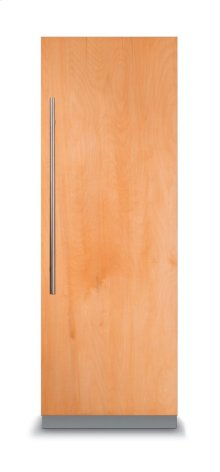 24 W. All Freezer with 5/7 Series panel, Right Hinge/Left Handle