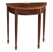 Copley Place Demilune Console Table Product Image