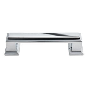 Sutton Place Pull 3 Inch (c-c) - Polished Chrome