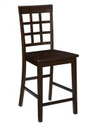 Counter Chair (2/Ctn) - Espresso Finish Product Image