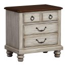 2-Drawer Night Stand Product Image
